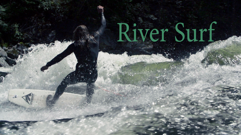 Whitewater River Surfing - Missoula Surfers
