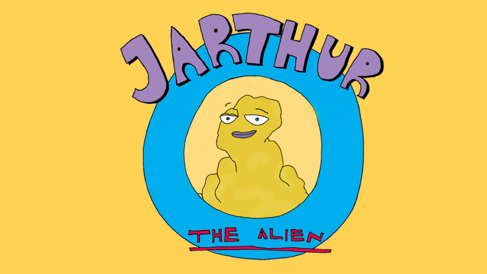 Jarthur the Alien