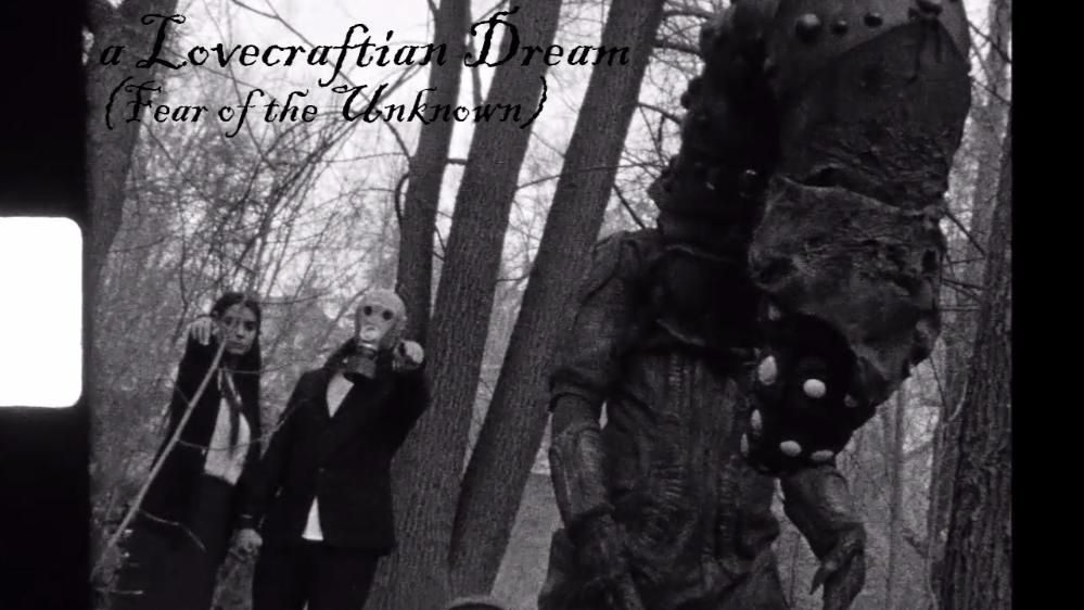 A Lovecraftian Dream