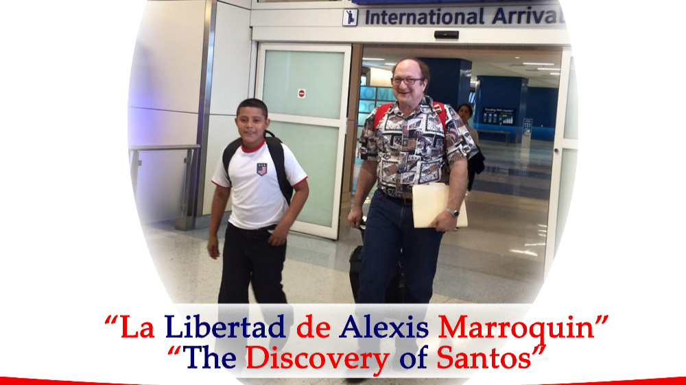 La Libertad de Alexis Marroquin The Discovery of Santos