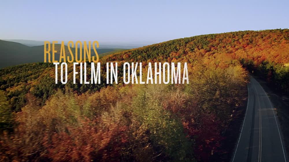 Oklahoma Film + Music Office Film Sizzle Reel