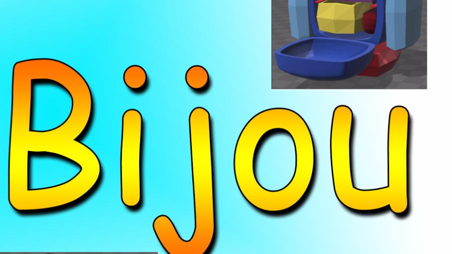 Bijou Mini Dishwasher Pitch