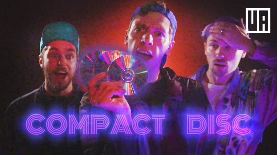 Compact Disc - Music Video