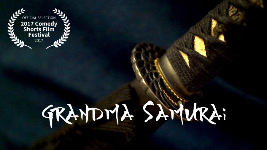 Grandma Samurai