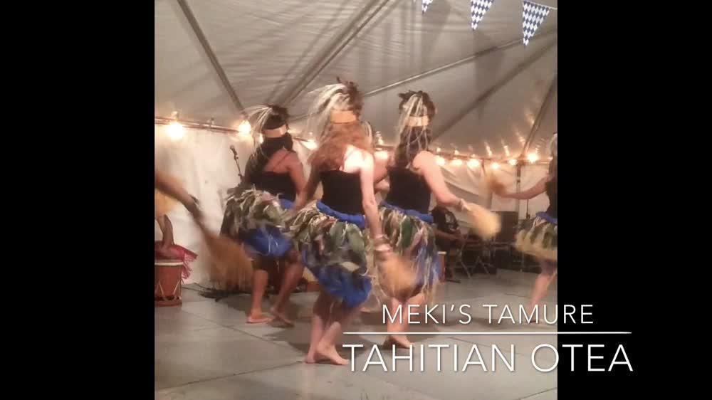 Tahitian Otea