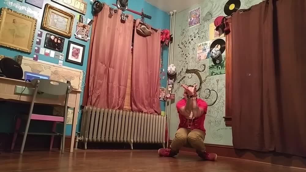 Love on the Brain - CJ Fuentes Freestyle Dance