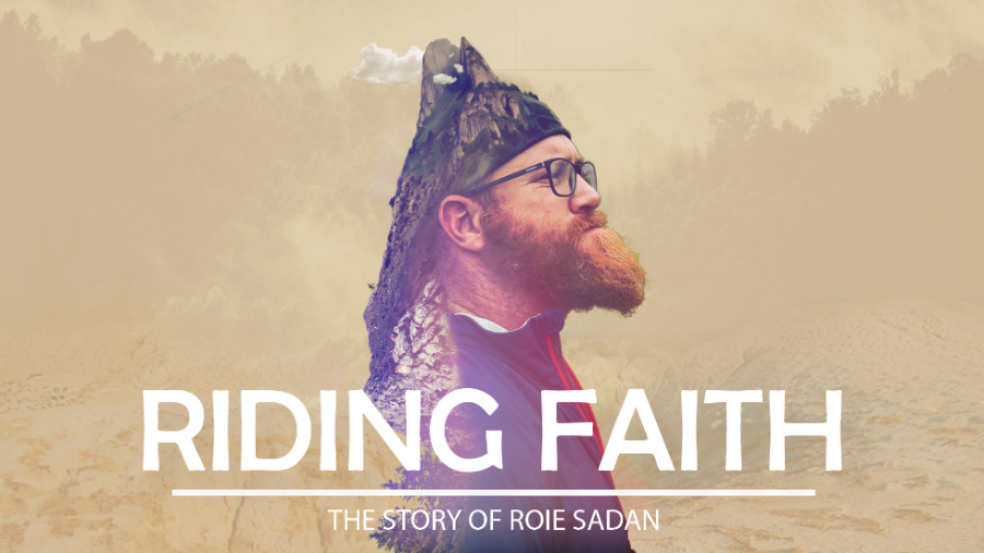 Riding Faith The story of Roei Sadan
