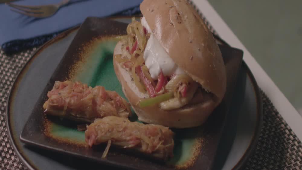 Sandwich De Lune