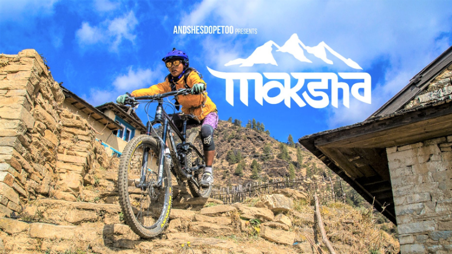 Moksha; Freedom through the Mountains