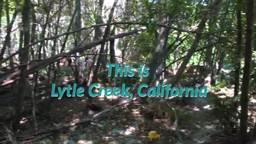 Information Entertainment Ep.1 How Lytle Creek Obtained it's Name. Lytle Creek, Ca