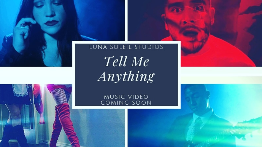 Tell Me Anything Music Video