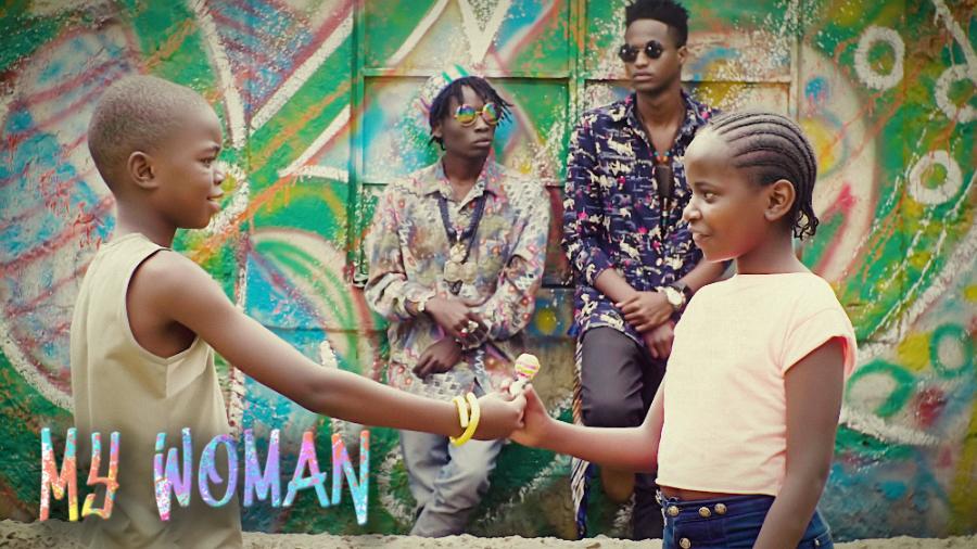 My Woman - Wyban & KP - Official Video