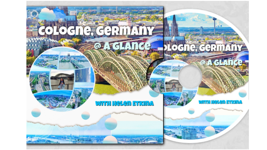 Cologne, Germany at a Glance_1 minute version