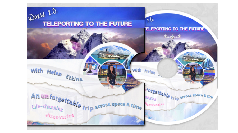World 2.0. Teleporting to the future with Helen Etkina