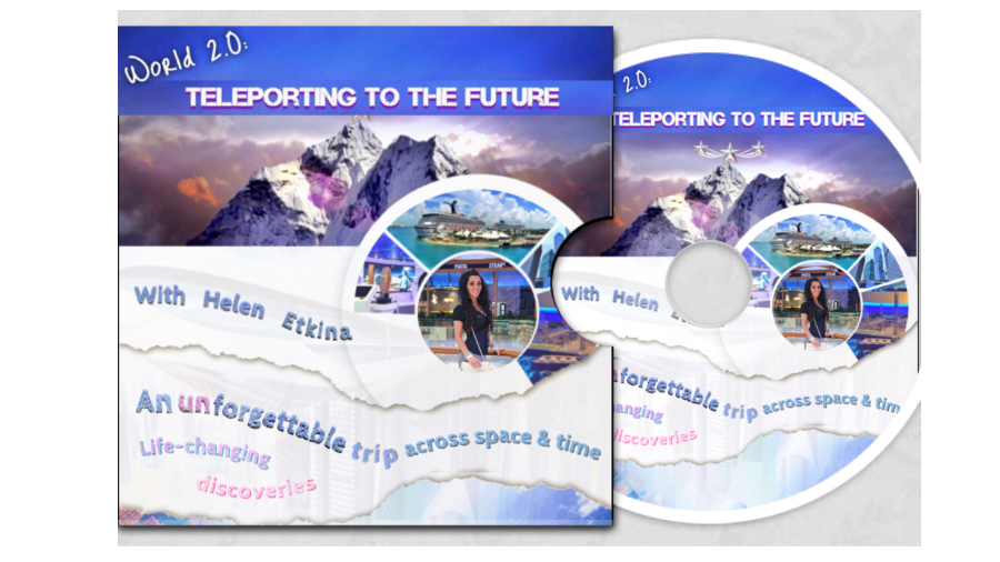 Trailer_ World 2.0. Teleporting to the future with Helen Etkina