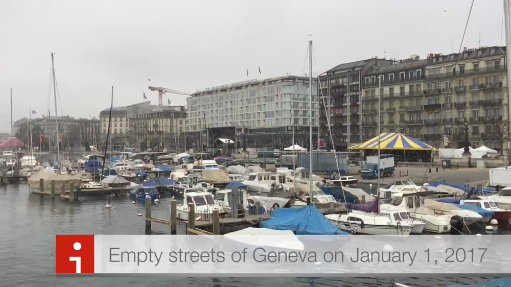 Discovering the world with Helen Etkina. Our adventures in Geneva, Switzerland