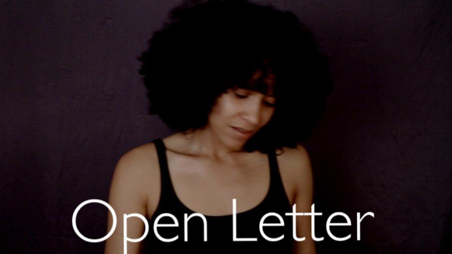 Open Letter by Jessica G. Ferrer