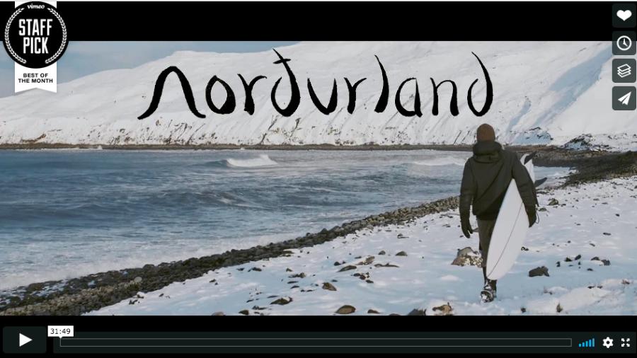 Nordurland - An Arctic surf adventure