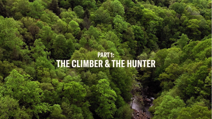 Finding Common Ground Part 1, Climber x Hunter