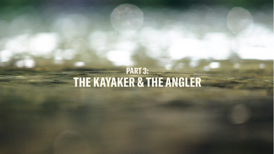 Finding Common Ground Part 3, Kayaker x Angler