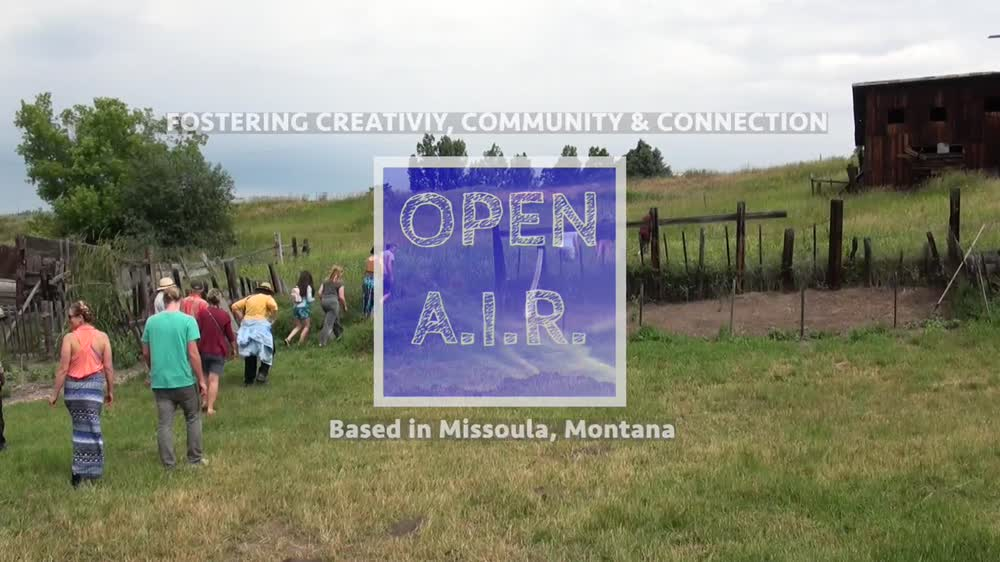 Open AIR Missoula Gives