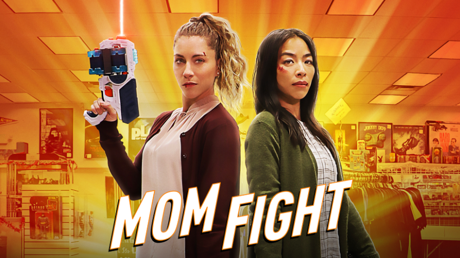 MOM FIGHT