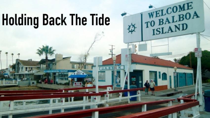 Holding Back The Tide